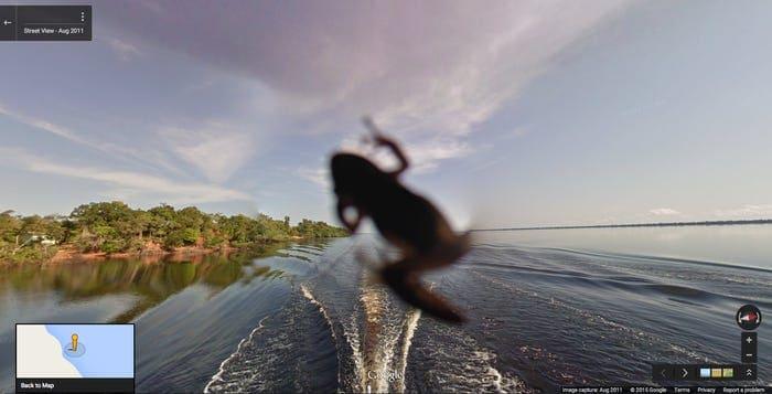 cosas más locas descubiertas con Google Maps