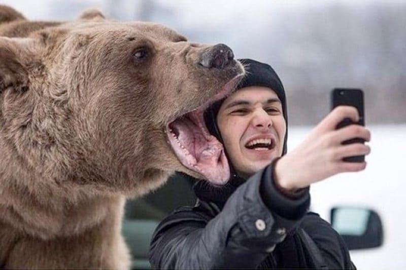 28 Selfies que te dejarán loco